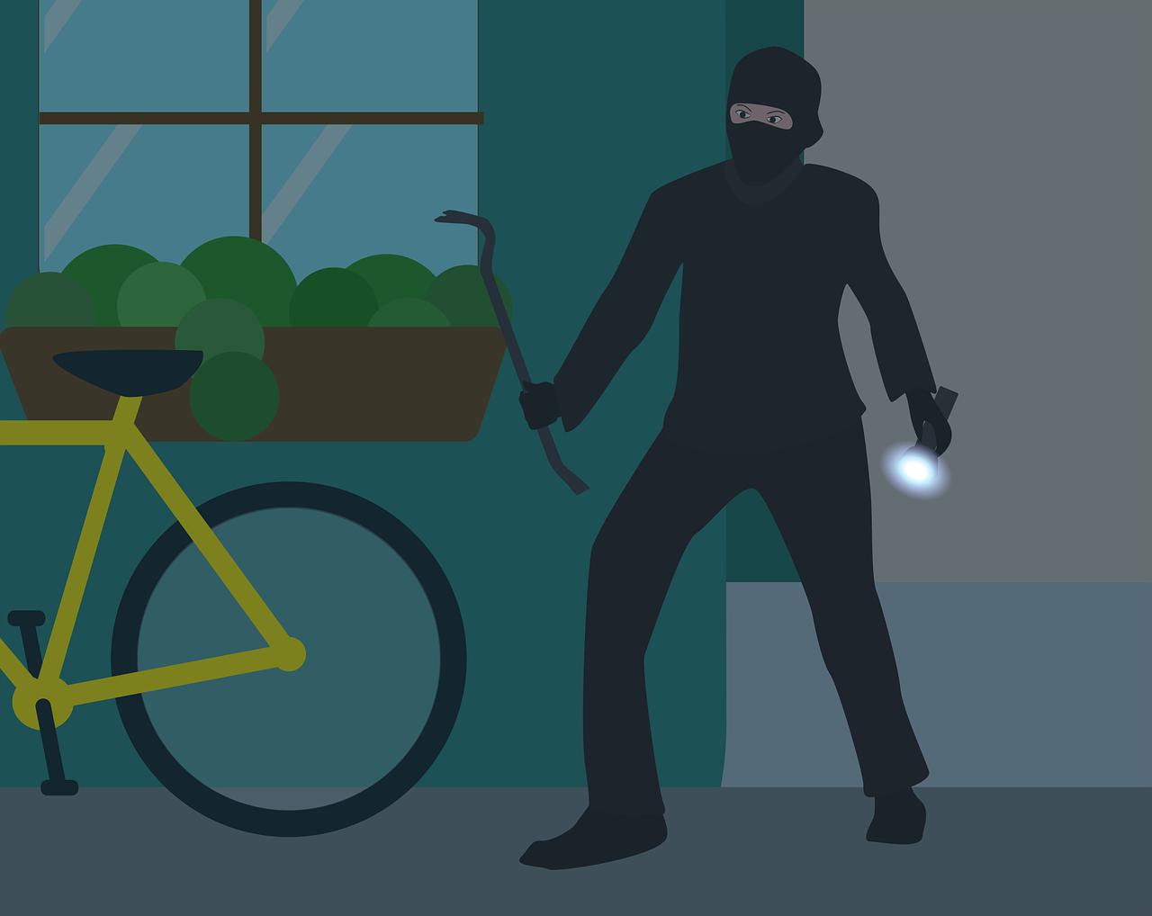 Nedsæt risikoen for indbrud med en alarm fra Miraca