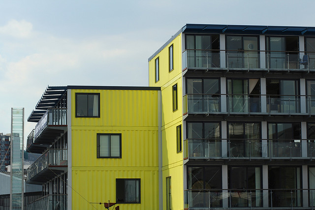 Shipping Containers The Perfect Student Housing Solution