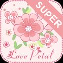 Love Petal Super Theme apk