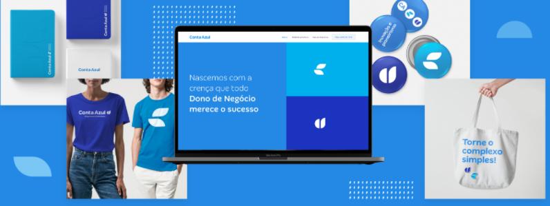 A Plataforma de Gestão Online do Conta Azul