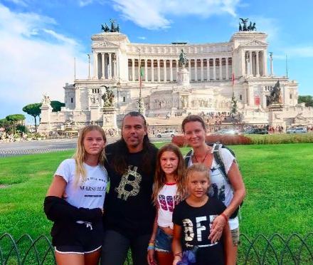 Семья Тайхутту в Риме