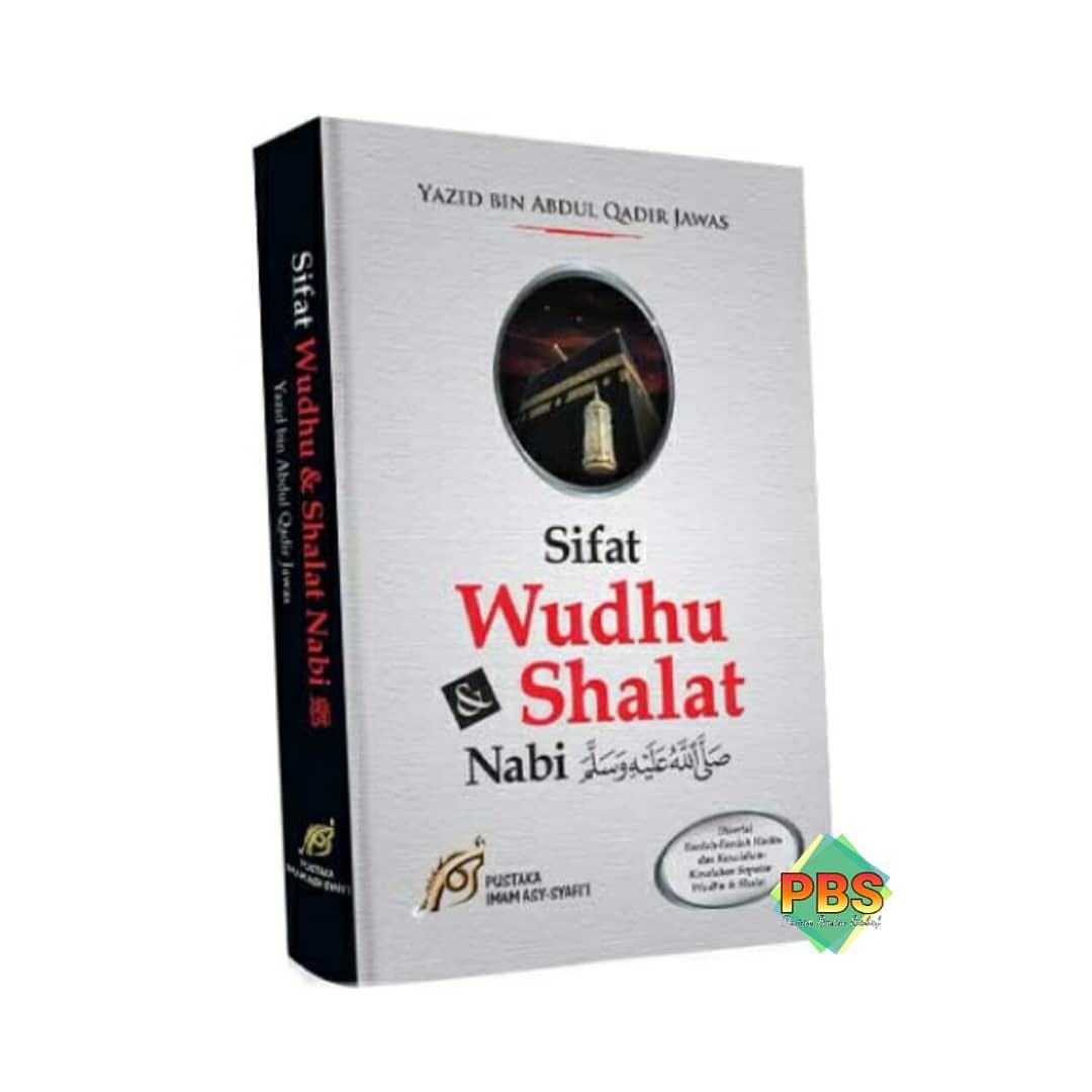 Buku Sifat Shalat ustadz Yazid Jawaz
