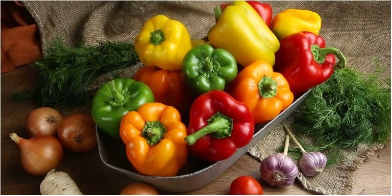 Nếu ăn 6 mg capsaicins mỗi ngày sẽ giúp cải thiện tình trạng giảm mỡ bụng ở nam và nữ. (Ảnh qua bachhoaxanh.com)