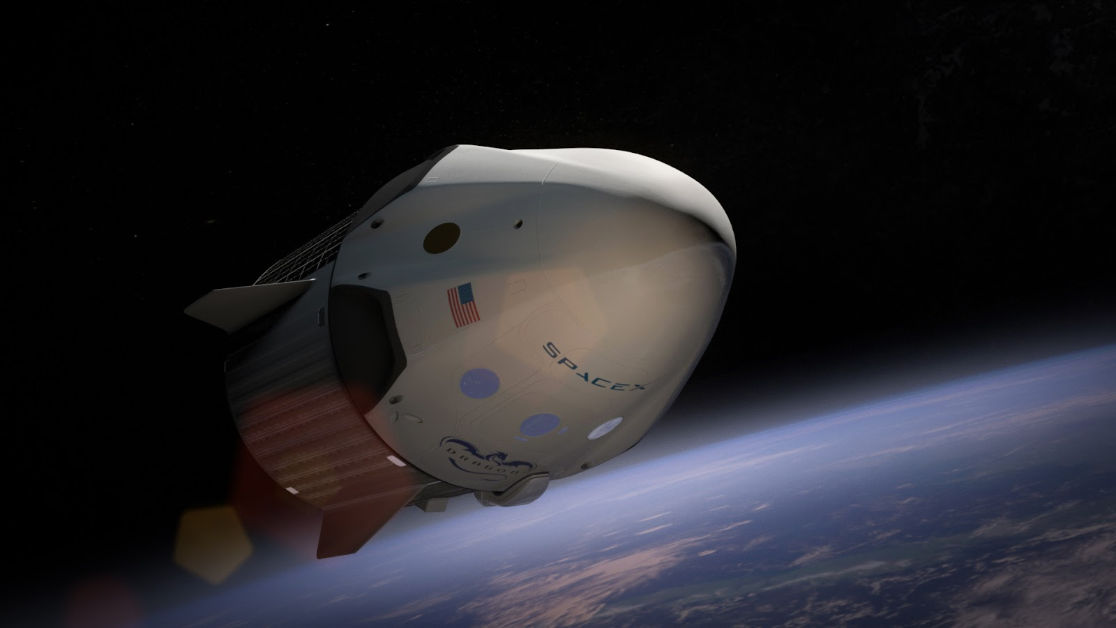 spacex may 2019 - HD2000×1200