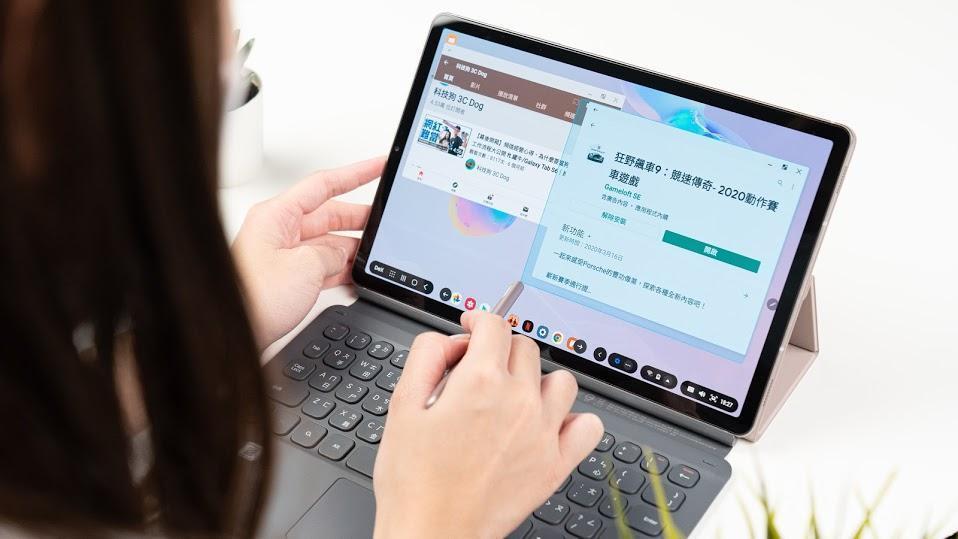 不只是 Lite 的三星 Galaxy Tab S6 Lite - 22