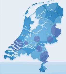 waterhardheid per regio