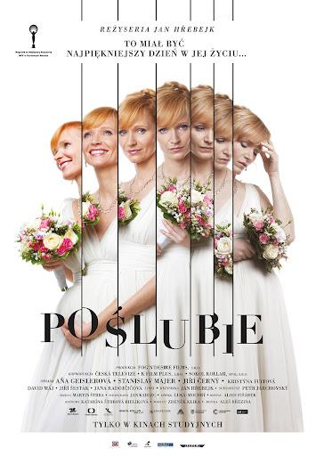 Polski plakat filmu 'Po Ślubie'