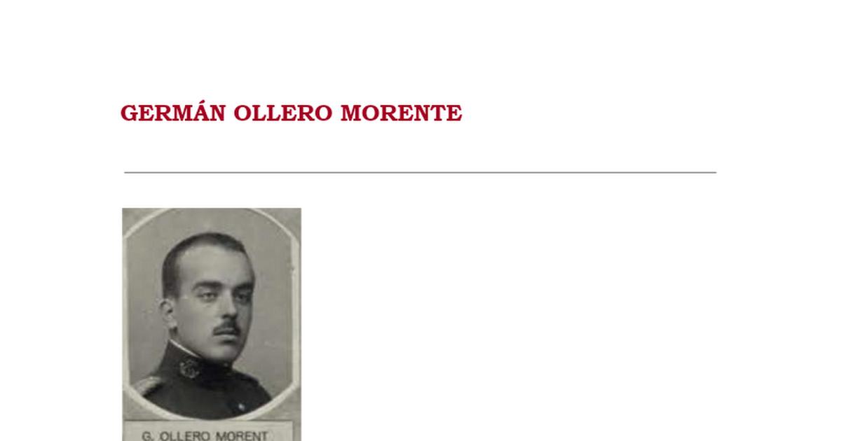 GERM�N OLLERO MORENTE.doc - Google Drive