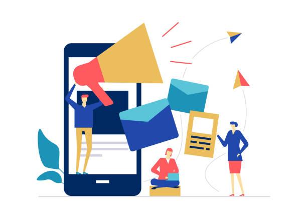12,811 Social Media Marketing Illustrations & Clip Art - iStock