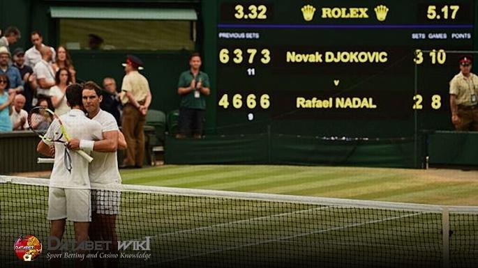 การแข่งเทนนิส