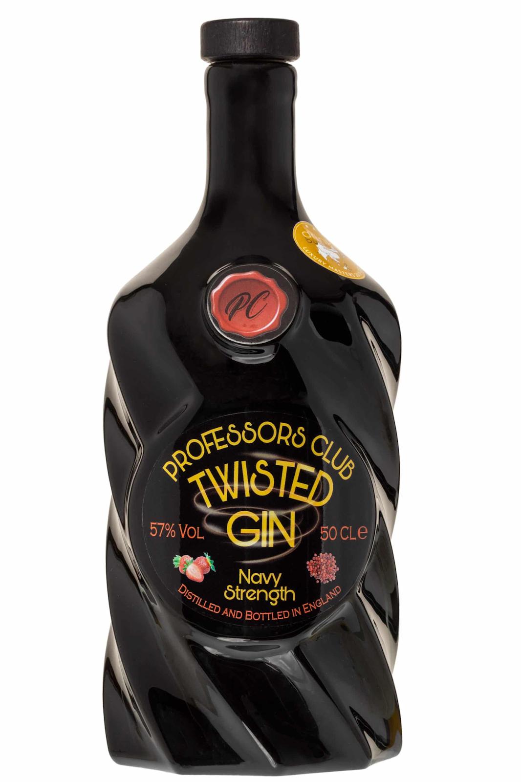 Professors Club Twisted Gin