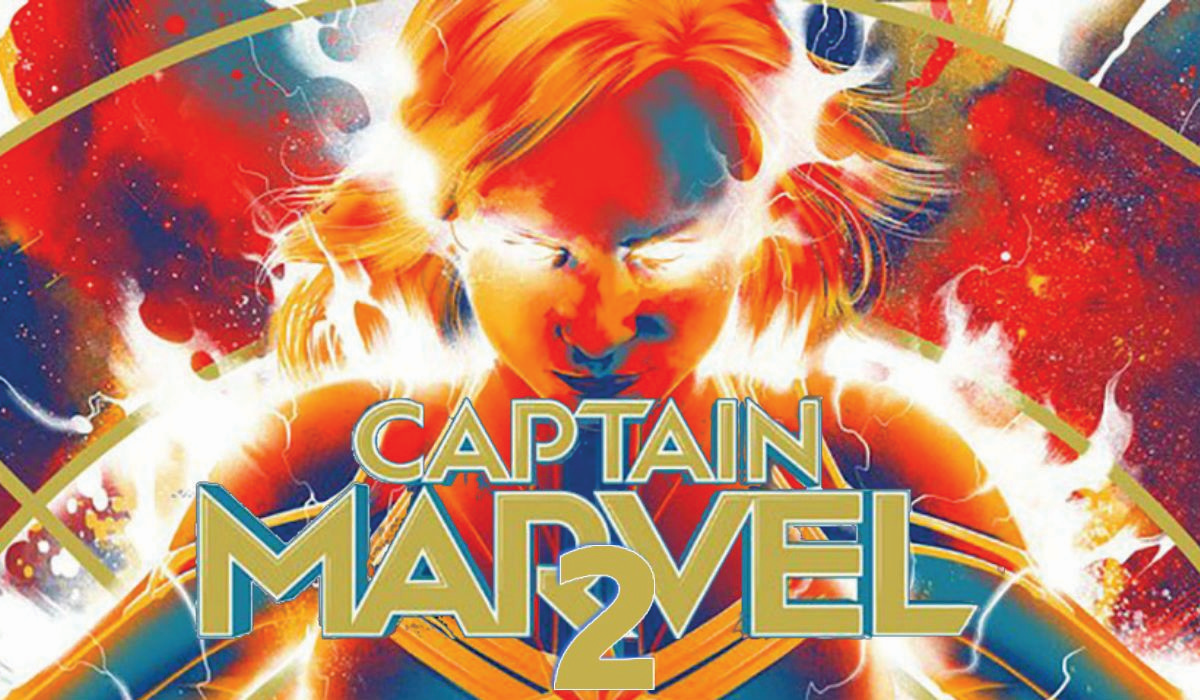Captain Marvel 2  will appear in MCU phase 4