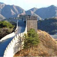 Бойницы смотрят на Китай