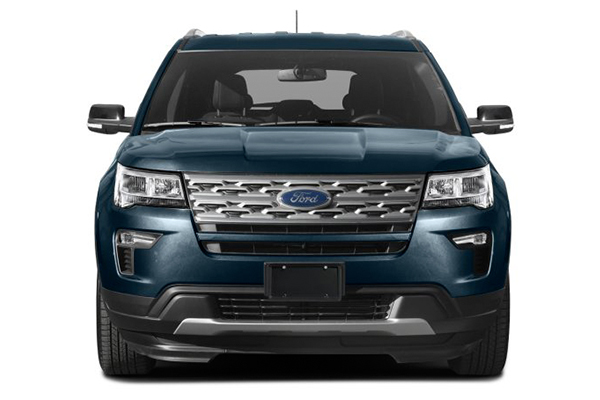 2019-Ford-Explorer-Front-View