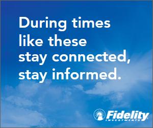 Fidelity Ad Creative