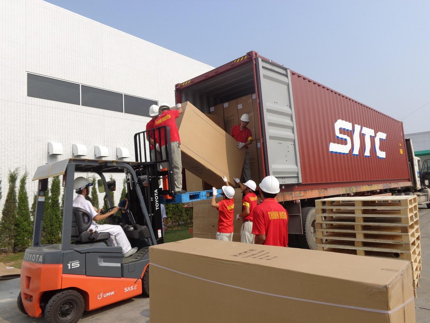 Dịch vụ vận tải đường biển từ cảng Hải Phòng tới cảng Tokyo - Dịch vụ  chuyển phát nhanh Logistics, Cargo, Viettelcargo.com