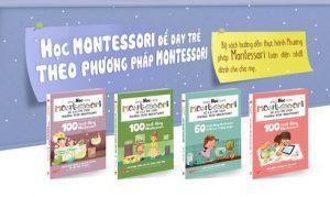 Học Montessori để dạy trẻ theo phương pháp Montessori