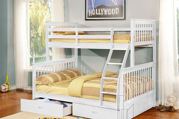 Chọn giường phù hợp với giới tính, sở thích của trẻ