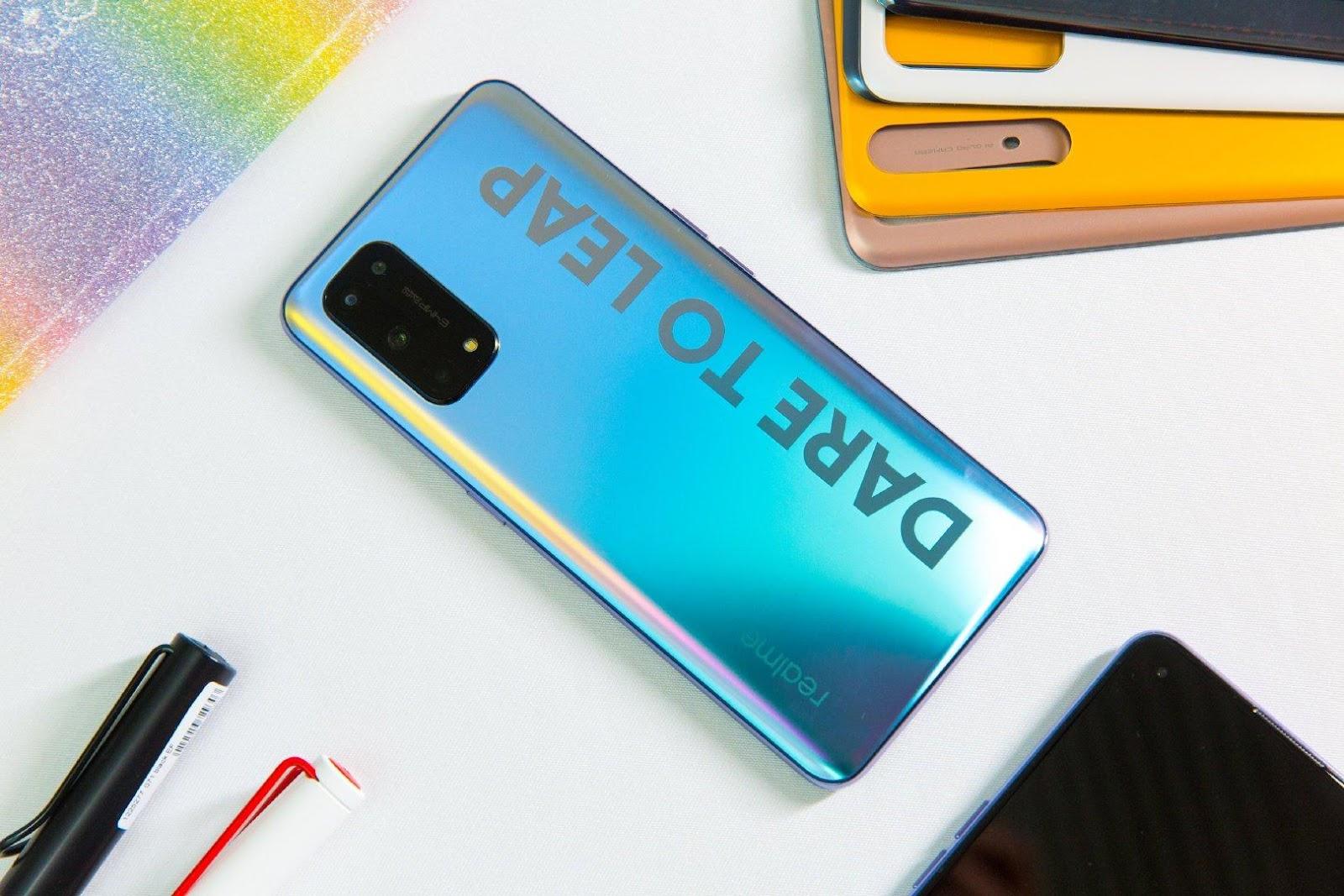 Realme X7 dan X7 Pro Tiba di China - Selular.ID
