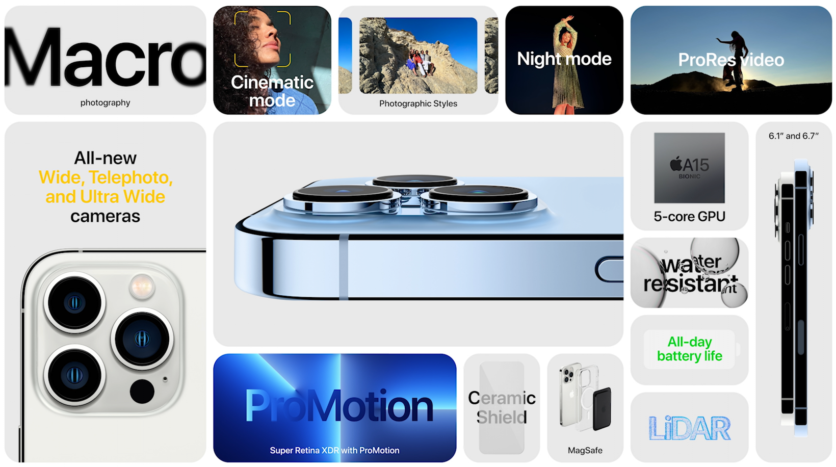 """Apple's """"California Streaming"""" event delivered on anticipated products: the iPhone 13, Apple Watch Series 7. It also announced the launch of the iPad Mini."""
