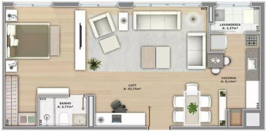 casa rectangular 1
