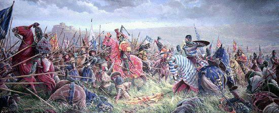 Resultado de imagen de la guerra de independencia de escocia
