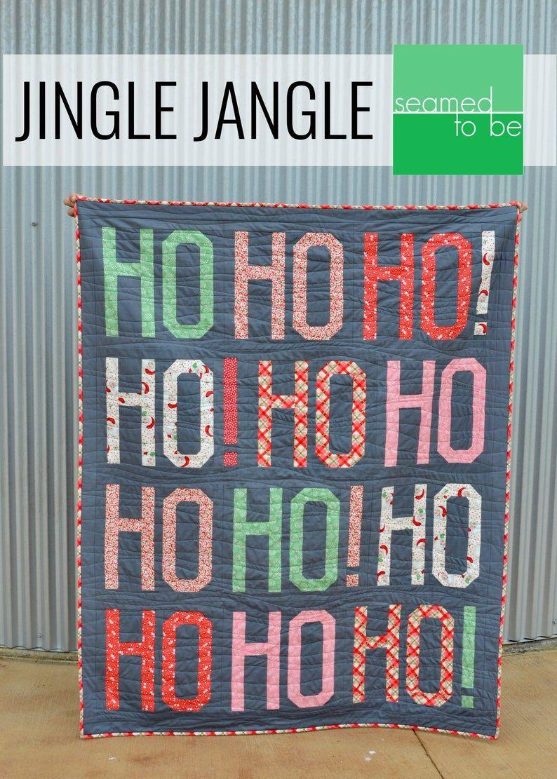Jingle Jangle Quilt
