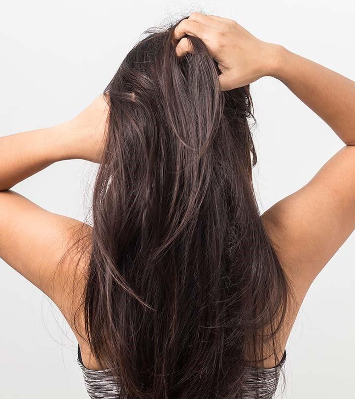 sử dụng dầu dừa cho tóc