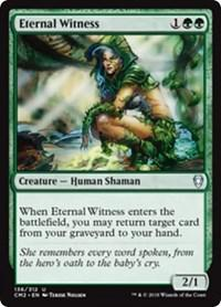 Eternal Witness, Magic, Commander Anthology Volume II