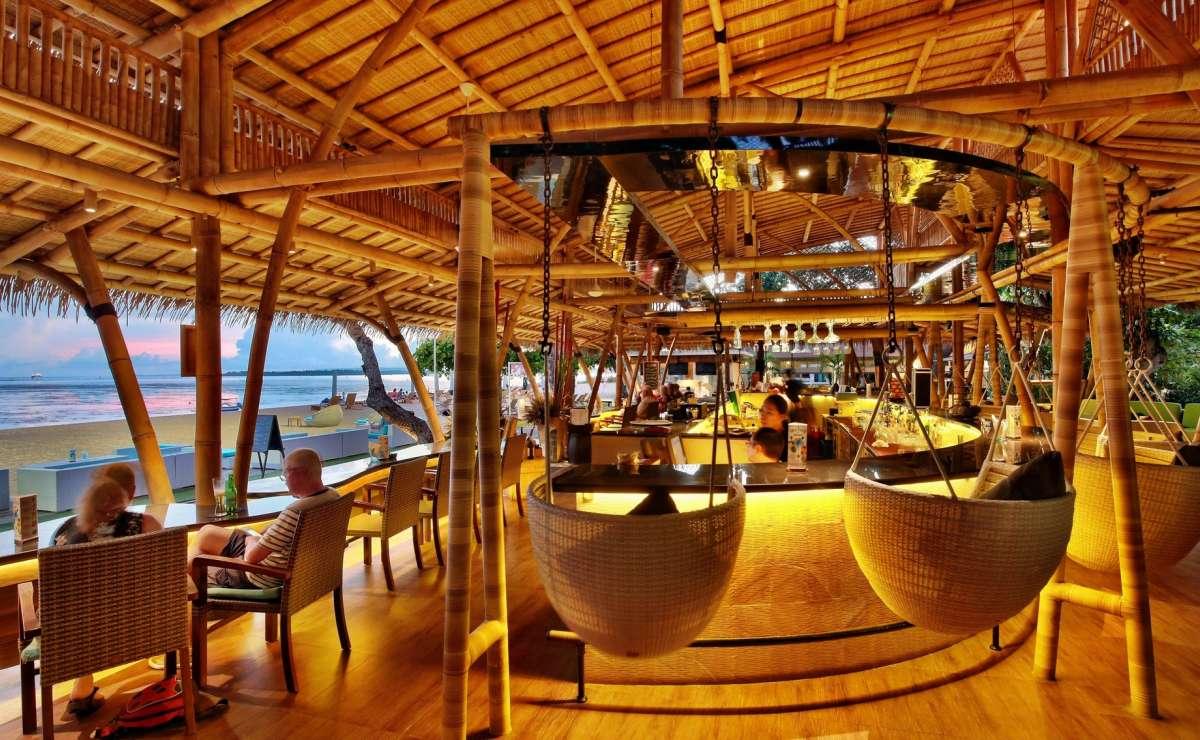 Bamboo Bar & Lounge Bali