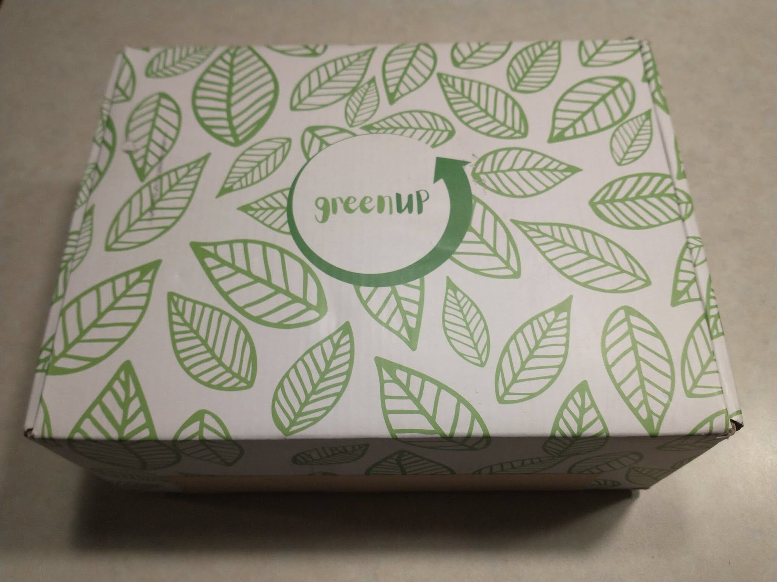 greenUp subscription box review
