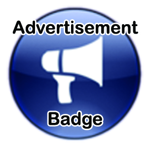 Advertisement Badge