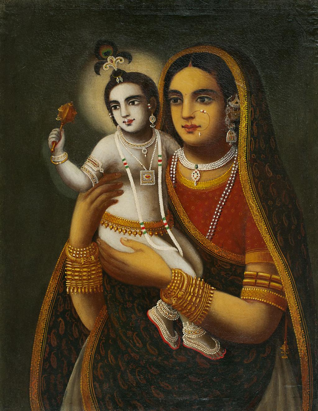 Ghare Baire Bengal Art Kolkata oil painting