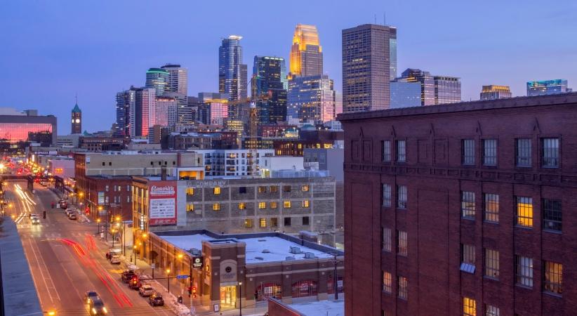 North Loop is one of many Minneapolis neighborhoods.