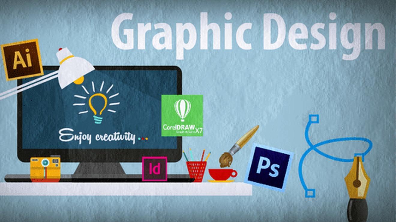مصمم جرافيك - تصميم الجرافيك