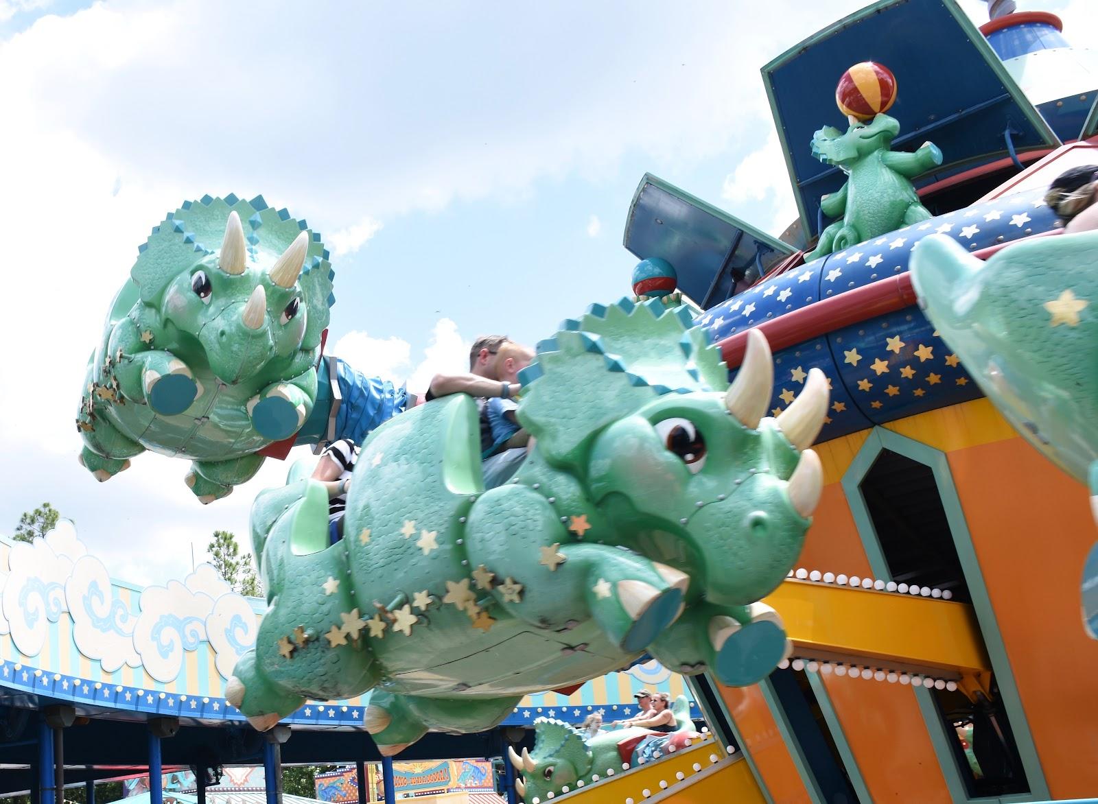Disney World Ride