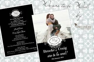 DreamDay Invitations Luxury DIY Wedding Invitations
