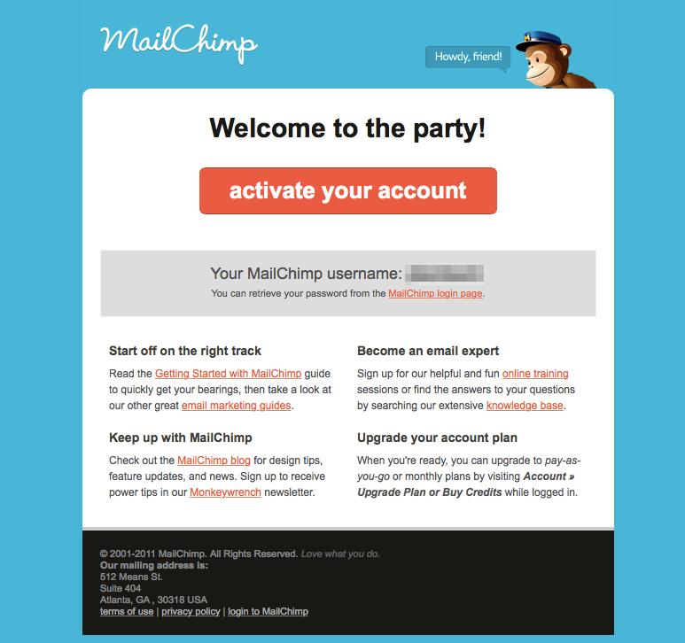 xác nhận-email-mailchimp