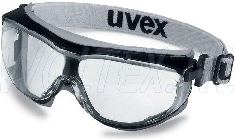 Uvex ruimzichtbrillen heldere ruit