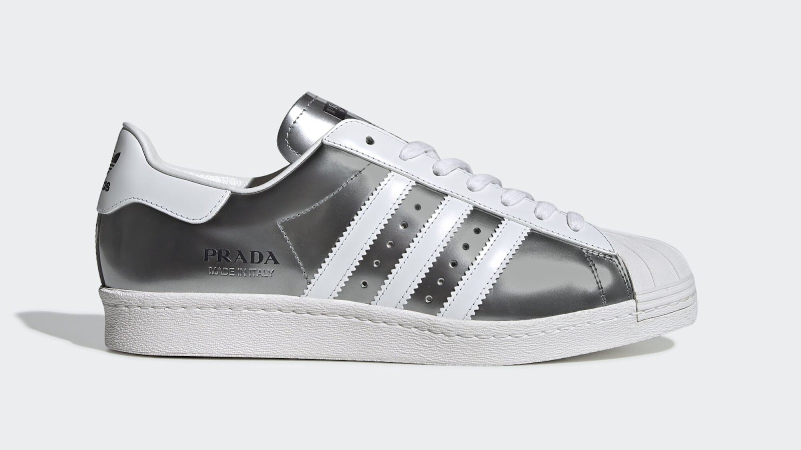 adidas x Prada - the A+P LUNA ROSSA tennis shoe, created for cruising 3