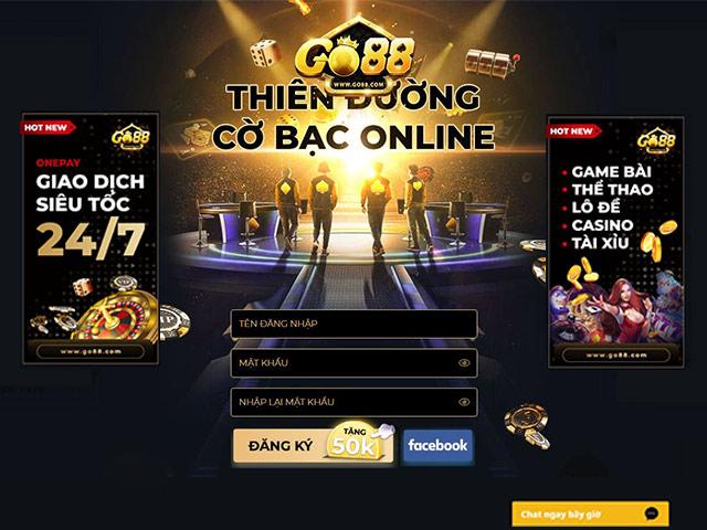 Go88 là một trong những cổng game đổi thưởng chất lượng nhất hiện nay