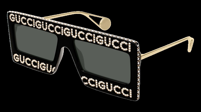 5bffd2add Gucci GG 0431S 002. Mačacie oči naopak. Páči sa vám tvar slnečných  okuliarov ...