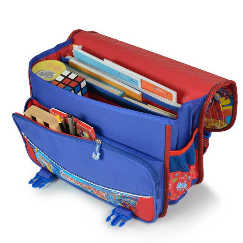 Lựa chọn cặp xách cho trẻ dựa theo màu sắc và kiểu dáng