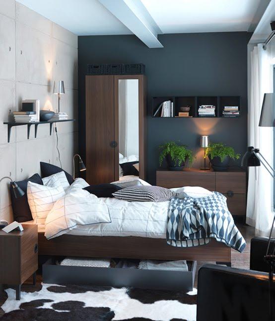 Stylish Small Bedroom Design Ideas - Bedroom Beauty