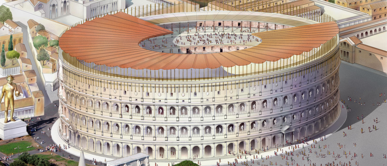 Перестройка Колизея