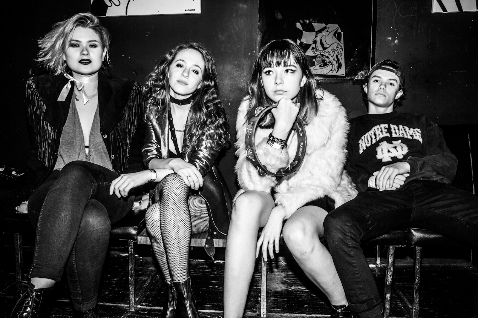 text message interview the regrettes by julia gibson dum this is julia gibson music staffer for dum dum zine thank you so much for doing this text message interview us we re stoked