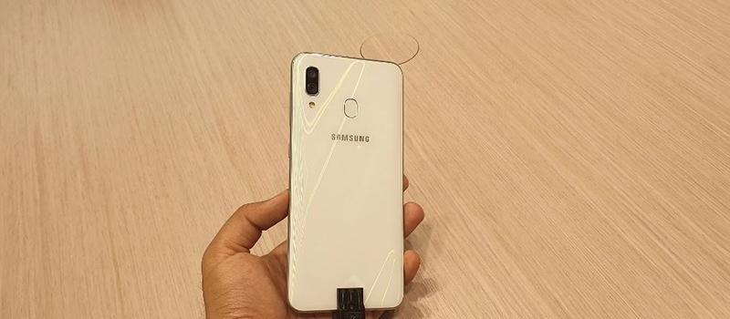 Thời lượng pin của điện thoại Samsung Galaxy A30 chính hãng