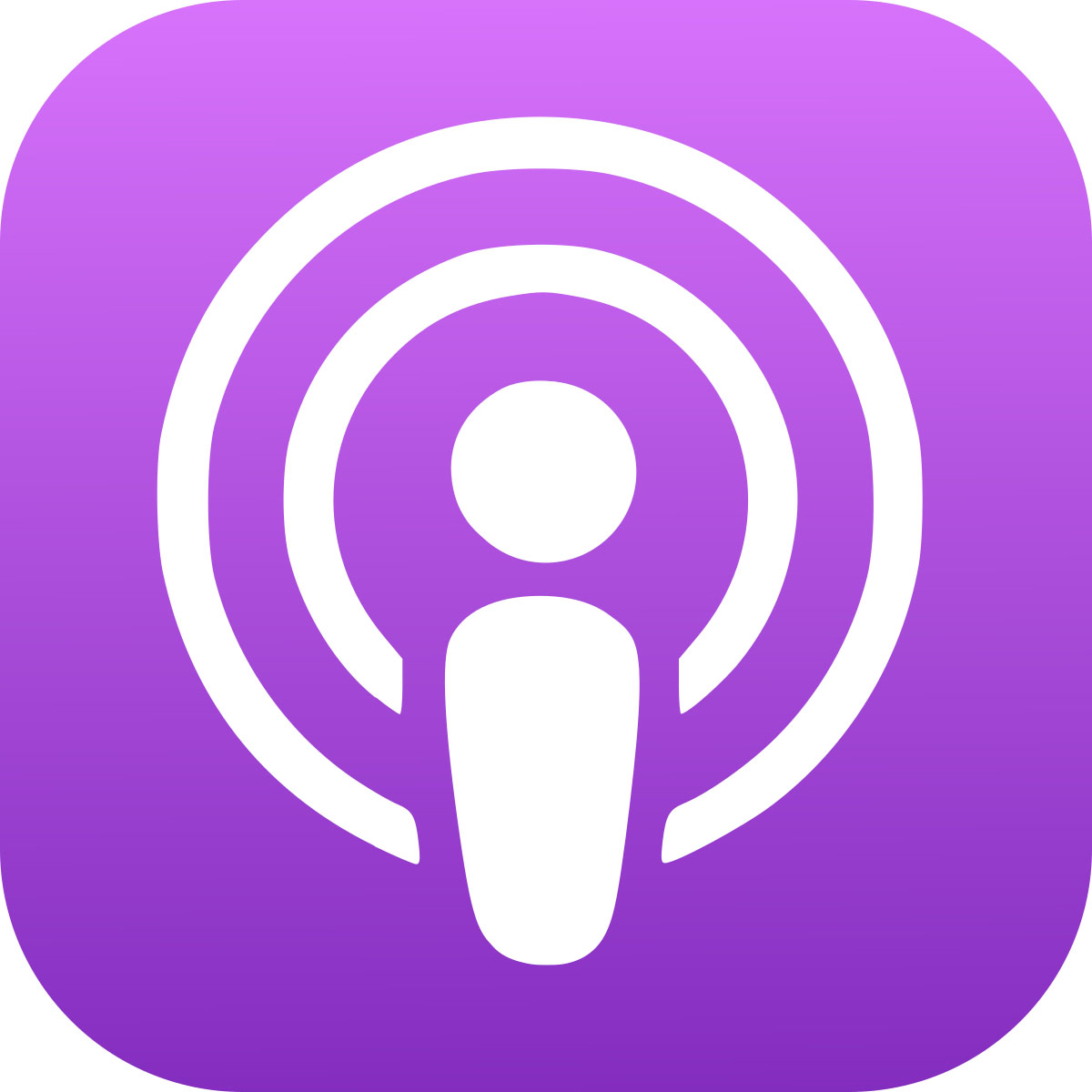 how to review a podcast image
