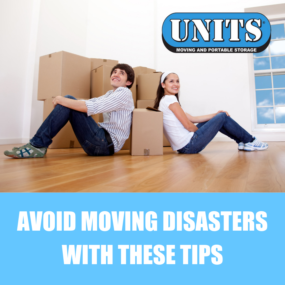 Avoid Moving Disasters with these Tips