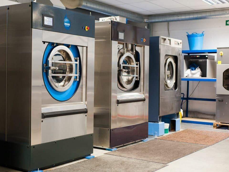Những ưu điểm của máy giặt công nghiệp nhập khẩu.
